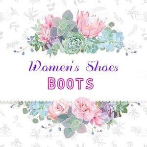 Women's Shoes Boots